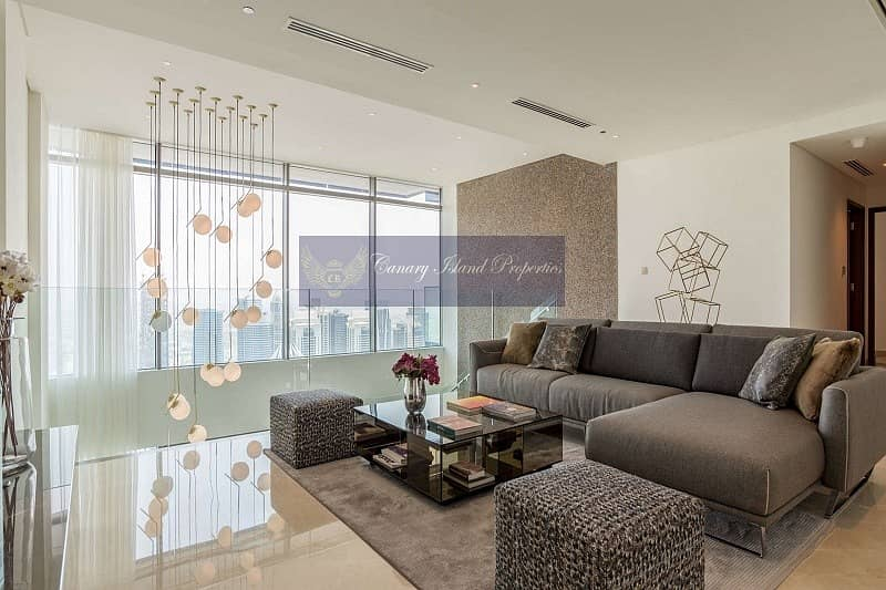2 Outstanding Marina Facing Penthouse for Rent