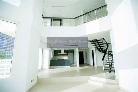 3 Bedroom Apartment for Sale in Jumeirah Heights, Dubai - Pool View | Duplex 3BR+Maids | Offer Price