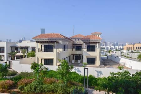 7 Bedroom Villa for Rent in Mohammad Bin Rashid City, Dubai - Mediterranean Mansion | 7 Bed with Basement | Lagoon Facing