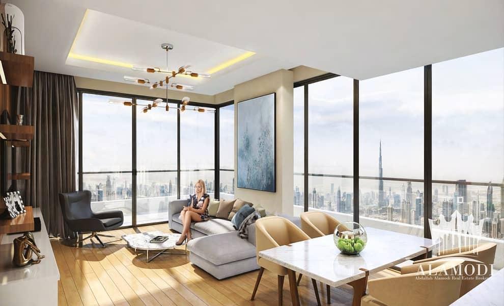 7 Enjoy the beautiful views of Dubai Skyline