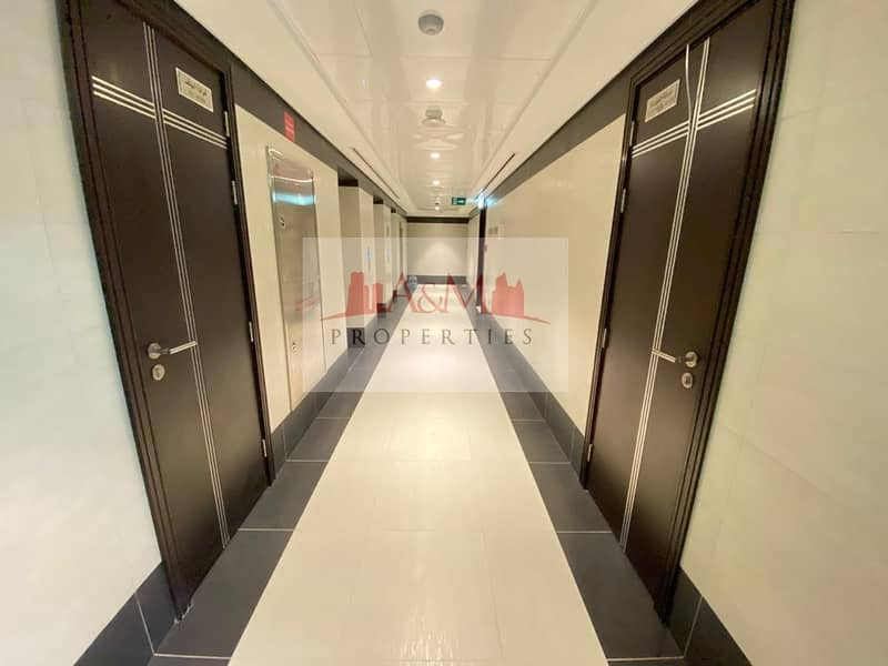 BRAND NEW 2 Bedroom Apartment with Basement Parking Near Salam Street 60000 only.!