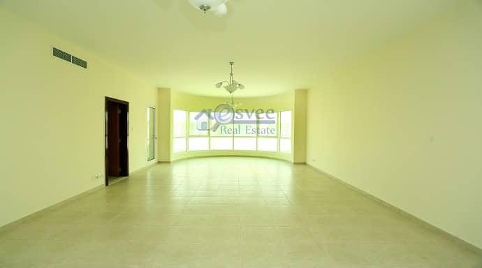 Spacious 3Br Apartment at Good Location Al Hudaiba