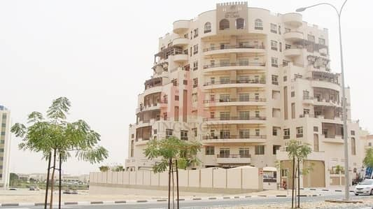 1 Bedroom Apartment for Rent in Dubai Silicon Oasis, Dubai - Large 1 BHK Apt. Study Room and Closed Kitchen For Rent