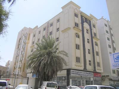 1 Bedroom Apartment for Rent in Al Ghuwair, Sharjah - 1 B/R HALL FLAT WITH SPLIT DUCTED A/C IN AL GHUWAIR AREA