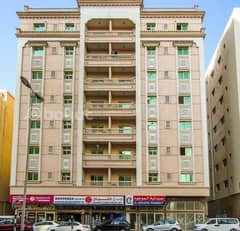 1 B/R HALL FLAT WITH SPLIT DUCTED A/C IN MUSALLAH AREA