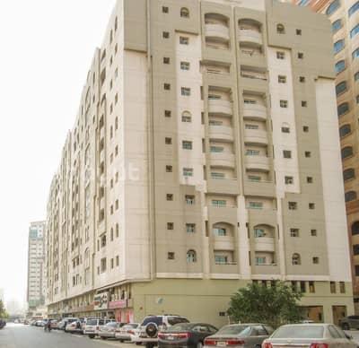 محل تجاري  للايجار في أبو شغارة، الشارقة - 2 DOOR SHOP WITH MEZZANINE & OFFICE SPACE BEHIND MEGAMALL