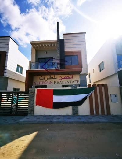 3 Bedroom Villa for Sale in Al Helio, Ajman - modern villa for sale in ajman Al-Helio with good price