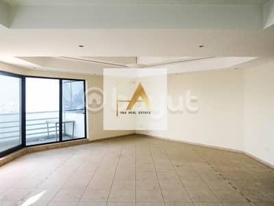 شقة 3 غرف نوم للايجار في المجاز، الشارقة - 3 BHK with  & Without Sea View  with all Facilities