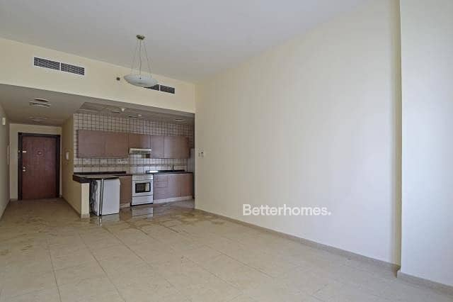 1BR in Palace Towers DSO Mid Flr Rented.
