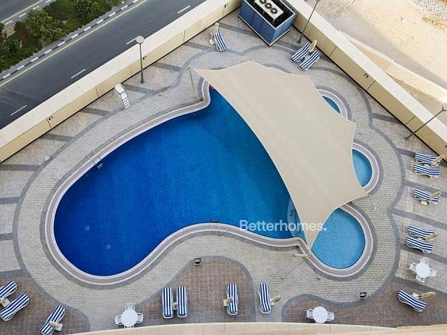 10 1BR in Palace Towers DSO Mid Flr Rented.