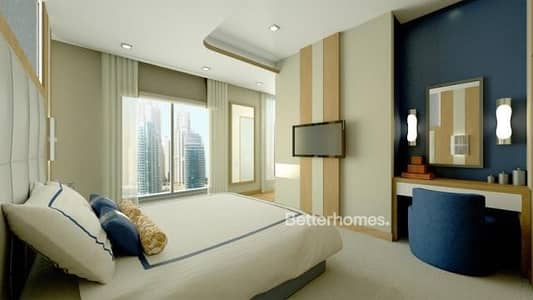 1 Bedroom Hotel Apartment for Sale in Dubai Marina, Dubai - Hotel Apartment | Facing Marina | Wyndham