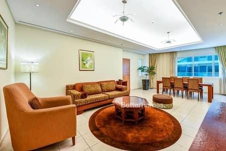شقة فندقية 2 غرفة نوم للايجار في دبي مارينا، دبي - Fully Furnished | Non Serviced| Limited Offer