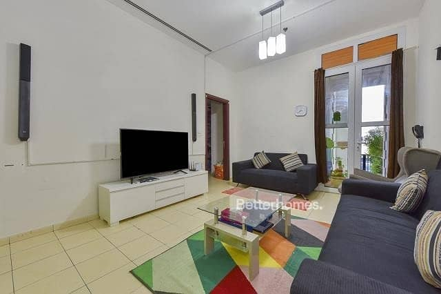 2 Uprgaded to 2Bed | Courtyard | Vacant