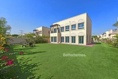 2 Bedroom Villa for Sale in Jumeirah Village Triangle (JVT), Dubai - Detached Arabian Villas at JVT Park View with Maid