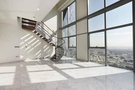 شقة 2 غرفة نوم للايجار في مركز دبي المالي العالمي، دبي - 2 beds | Duplex | Zabeel View | Vacant