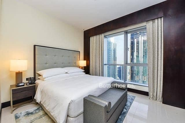 All Bills Included|High Floor |Burj View