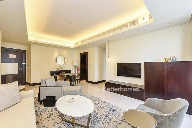 2 All Bills Included|High Floor |Burj View
