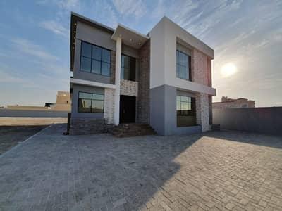 4 Bedroom Villa for Rent in Al Shamkha, Abu Dhabi - Brand New Luxury Villa 4 Bedrooms + Maid Room + Living Room + Hall + Driver Room at Al Shamkha City