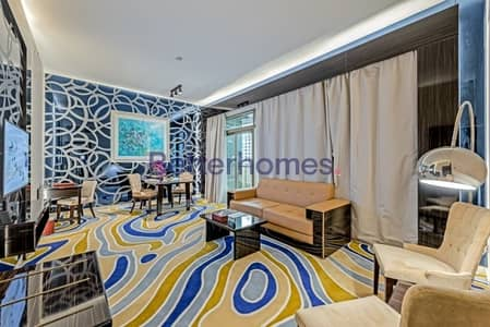 شقة 2 غرفة نوم للايجار في شارع الشيخ زايد، دبي - Fully Furnished|All-Inclusive|20 Days Free