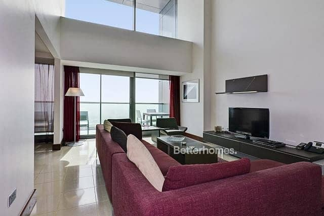 2 Duplex| Furnished | Balcony |  WTC Res
