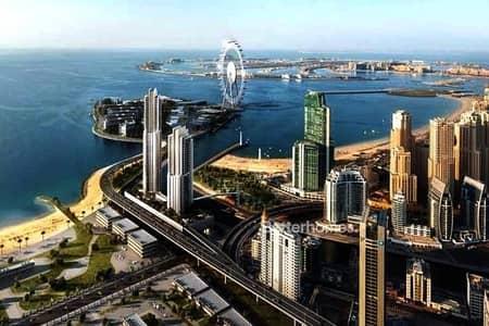 1 Bedroom Apartment for Sale in Dubai Marina, Dubai - Marina View Off Plan 52/42 with Balcony Dubai Marina