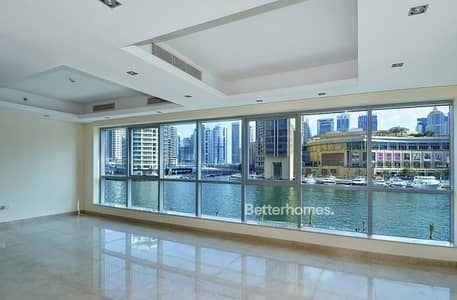 Full Marina VIew|4 Bed Villa|Bay Central.