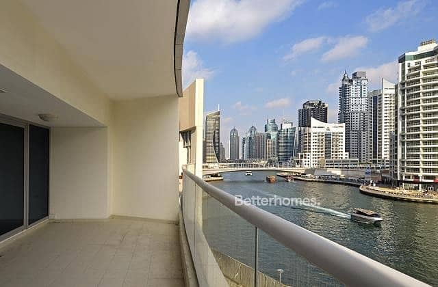 2 Full Marina VIew|4 Bed Villa|Bay Central.