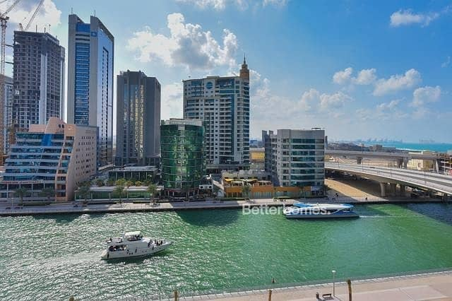 1 3 Br in Dubai Marina with Ocean View | Maid's Room