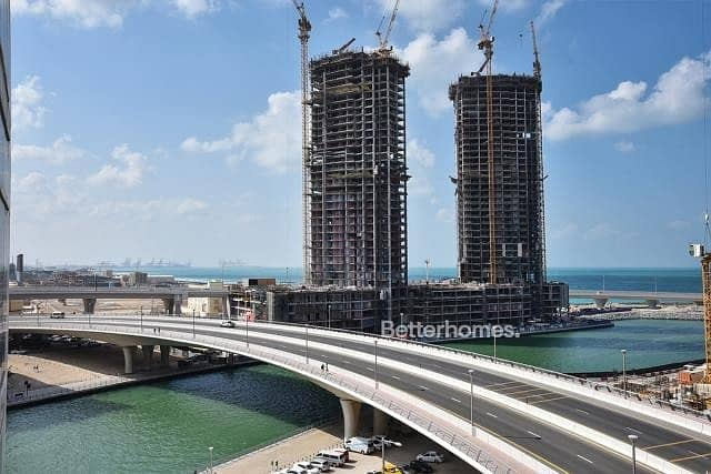 14 3 Br in Dubai Marina with Ocean View | Maid's Room