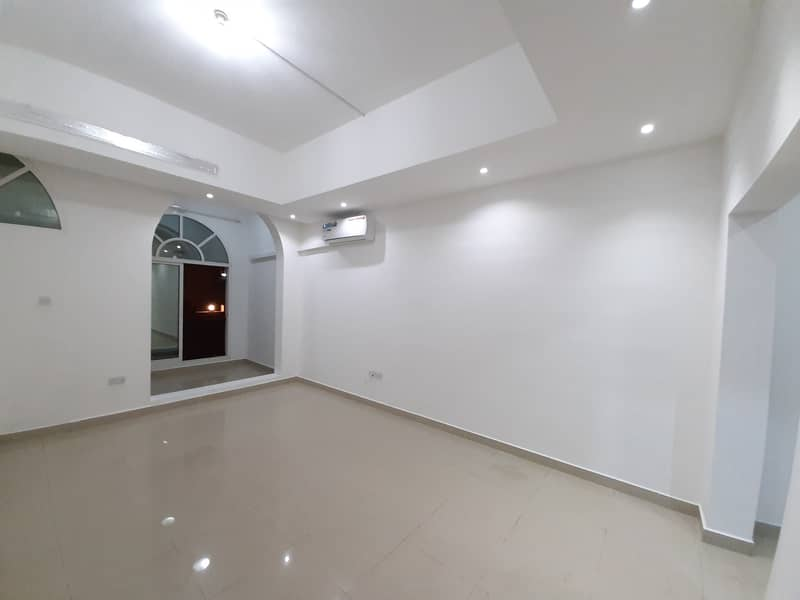 Specious Studio With Private Entrance And Balcony MBZ