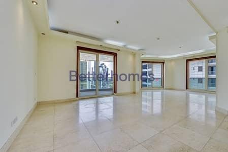 فلیٹ 3 غرف نوم للبيع في دبي مارينا، دبي - Vacant|Partial Marina View|Large Terrace