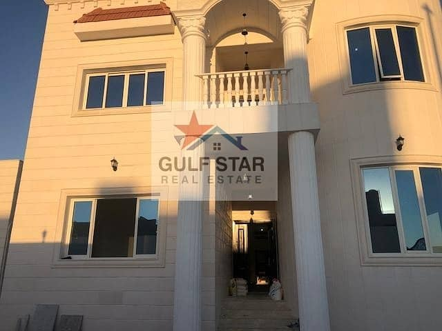 SUPERB  BRAND NEW 1ST TENANT STUDIO WITH  BALCONY in MASDER CITY 50000 AED