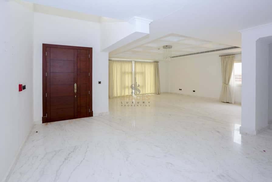 2 Polo view | 6 BR luxury villa | Ready to move-in