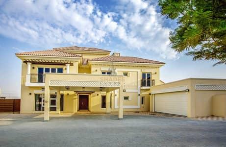6 Bedroom Villa for Rent in Dubailand, Dubai - Polo view | 6 BR luxury villa | Ready to move-in