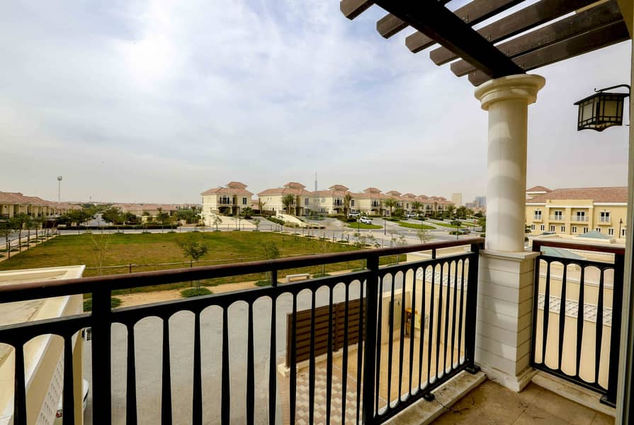 22 Polo view | 6 BR luxury villa | Ready to move-in