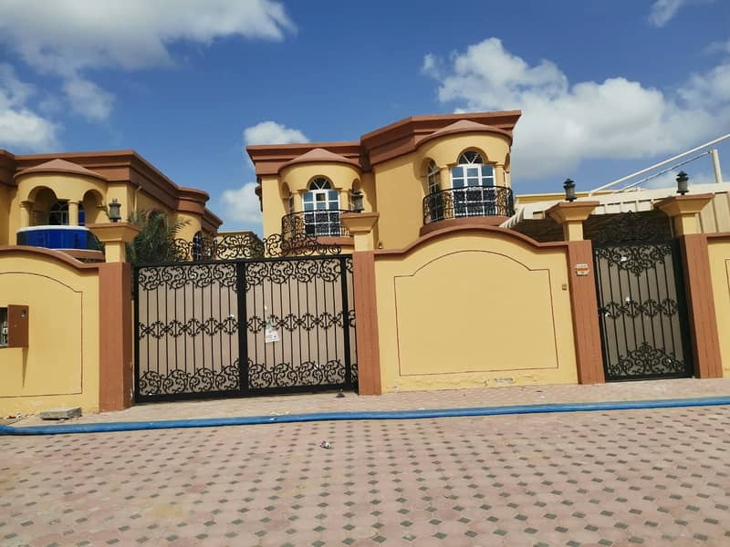 Villas for sale in Ajman, Al-Muwaihat and Al-Rawdah, freehold for all nationalities, citizens and expatriates**%*