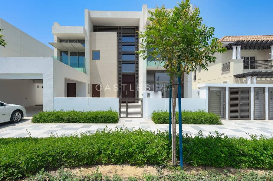 2 Contemporary Style 4 bed+maids in District One