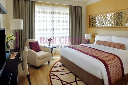 شقة فندقية 1 غرفة نوم للايجار في بر دبي، دبي - No Commission|All Bills Inclusive|1 Month Free