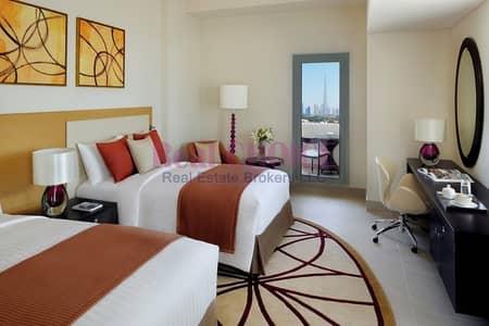 2 Bedroom Hotel Apartment for Rent in Bur Dubai, Dubai - No Commission|All Bills Inclusive|1 Month Free