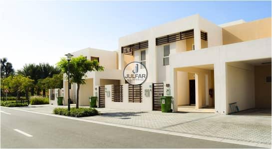 فیلا 2 غرفة نوم للايجار في میناء العرب، رأس الخيمة - 2 Bedroom with Maid Room - For Rent In Flamingo-II