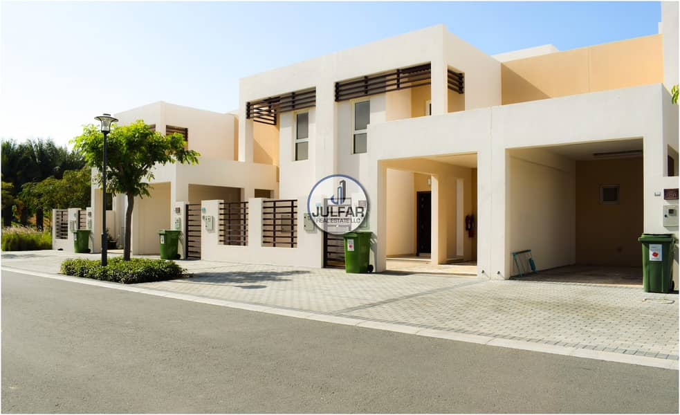 16 2 Bedroom with Maid Room - For Rent In Flamingo-II