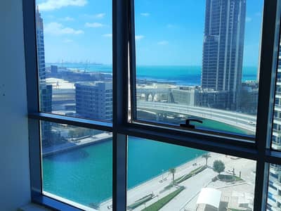 شقة 2 غرفة نوم للايجار في دبي مارينا، دبي - شقة في درة المرسى دبي مارينا 2 غرف 70000 درهم - 4509042