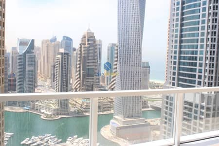2 Bedroom Apartment for Rent in Dubai Marina, Dubai - Spacious 2 BR+Store |Chiller Free| available