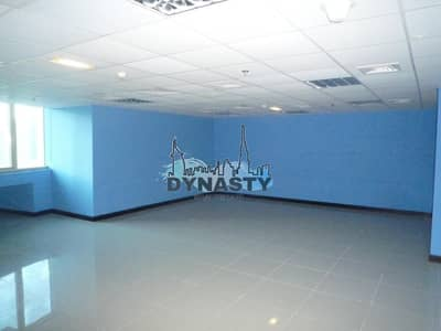 Office for Rent in Jumeirah Lake Towers (JLT), Dubai - Fitted office I High floor I Ready to move in