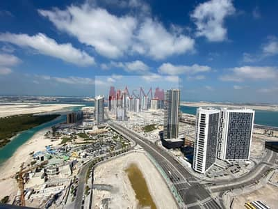 2 Bedroom Apartment for Rent in Al Reem Island, Abu Dhabi - EXCELLENT LIVING: In Reem Island 2 Bedroom Apartment with Maids room and Balcony All Facilities available  75000 only..!