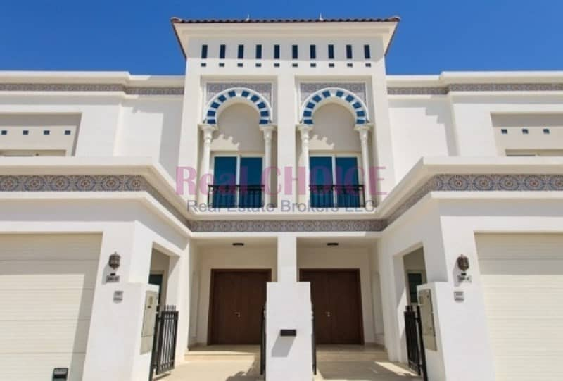10 Best Deal | Prime Location | 4BR Villa in 4 Cheques