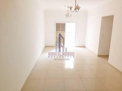2 Bedroom Flat for Rent in Muwailih Commercial, Sharjah - Golden Offer ● 2Bhk Flat Rent 37k◇38k with Balcony+ Master Room + Free Car Parking Near to Dubai islamic bank Muwailih