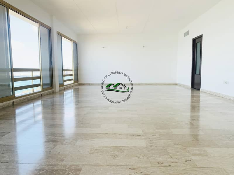 2 Affordable 3BR Duplex Apartment with Full Sea View