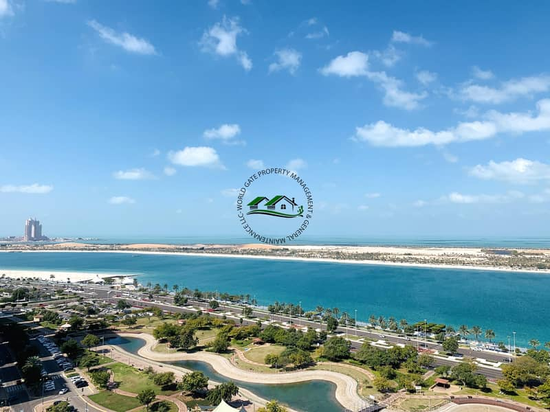 16 Affordable 3BR Duplex Apartment with Full Sea View
