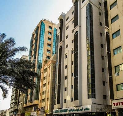شقة 1 غرفة نوم للايجار في الجبيل، الشارقة - 1 B/R Hall Flat In Al Jubail Area